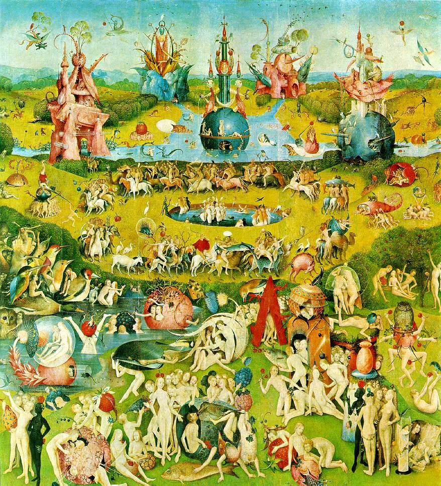 Garden Of Art: Garden Of Earthly Delights